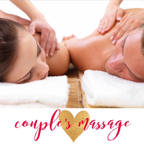 """90 Minutes """"COUPLES"""" Massage"""