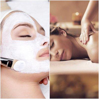 60 Minutes Swedish Massage Or Signature Facial