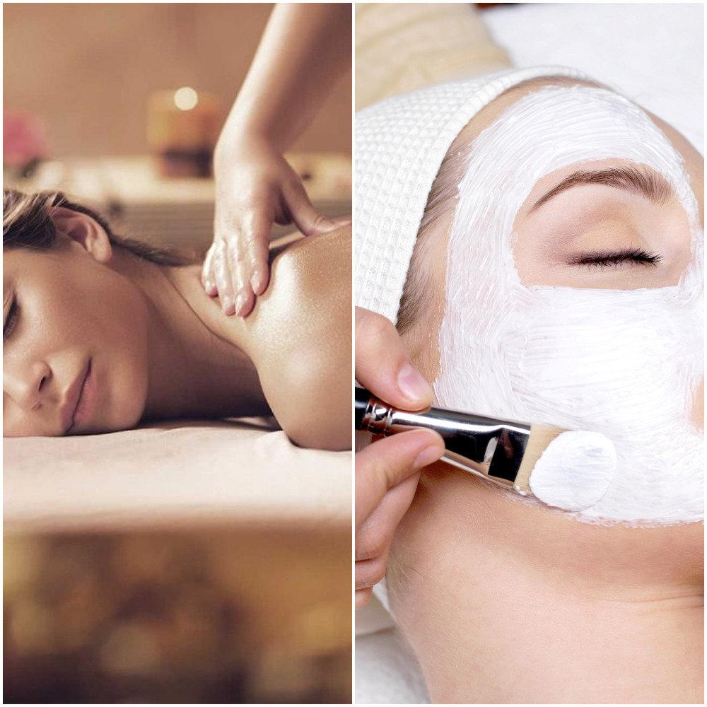 90 Minutes Swedish Massage Or Signature Facial