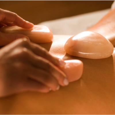 60 Minutes Himalayan Salt Stone Massage