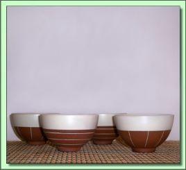 180-569 Bisque Shiro Sen (4 Cups)