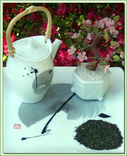 Organic Gyokuro (China) -  2 oz.