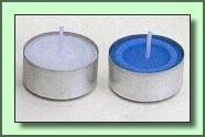 Incense Burner: 10 Candle Pack