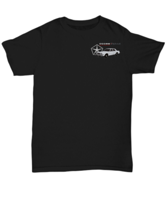 Dodge Diplomat Owners Association Tee