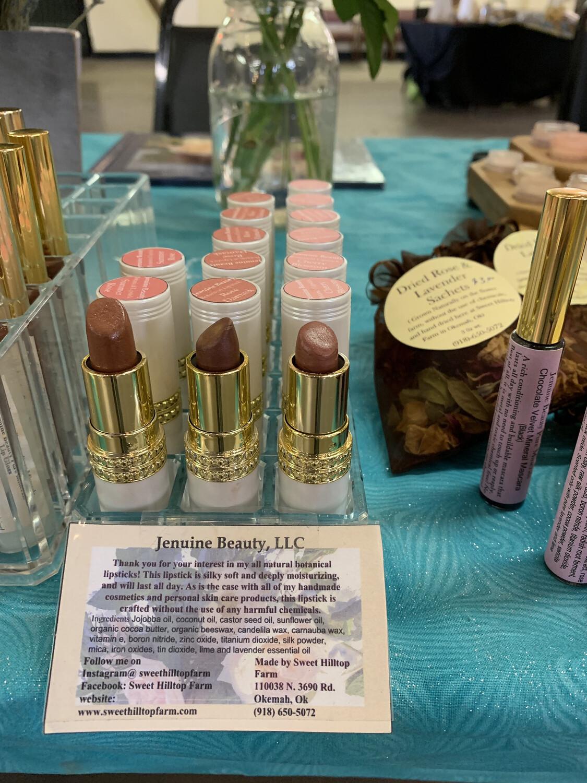 "Botanical Lipstick ""Rose Damask"""