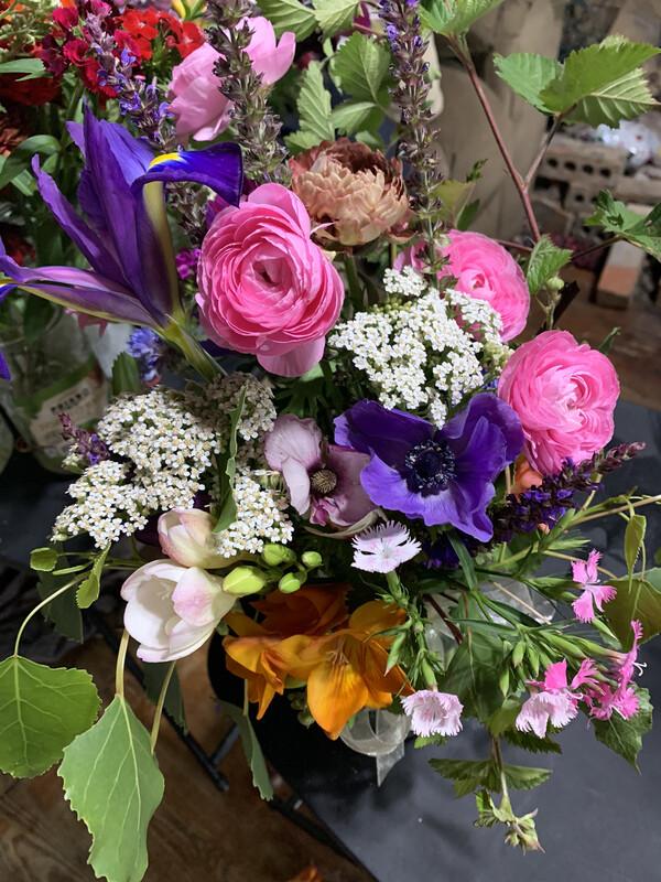 Seasonal Flower Bouquets!