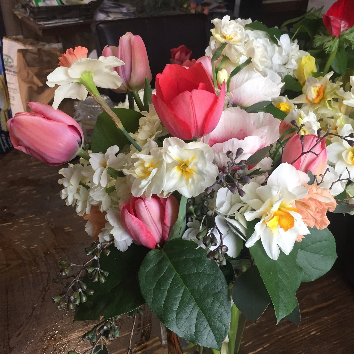 Bouquet Subscription (Delivered-5 weeks)
