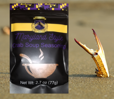 Wholesale - Donnie D's Cream of Crab Soup Seasoning (Shipping Only)