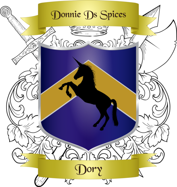 Donnie D's Spices