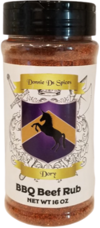 Donnie D's Beef Rub
