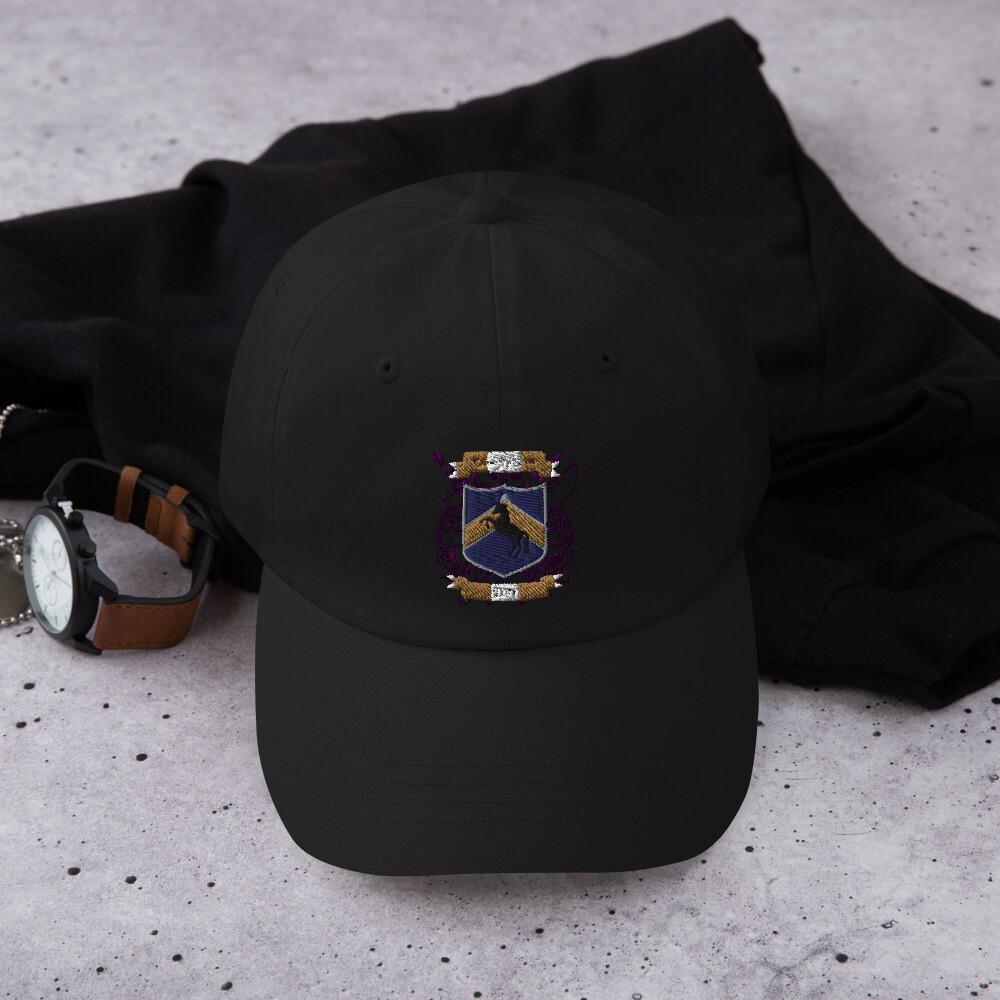 Dad hat - Donnie D's Spices Crest Logo