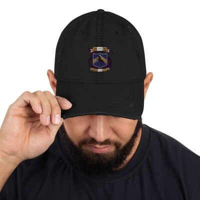 Distressed Dad Hat - Donnie D's Spices Logo