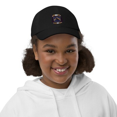 Youth baseball cap - Donnie D's Spices Logo