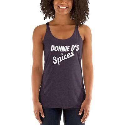 Women's Racerback Tank - Donnie D's Spices