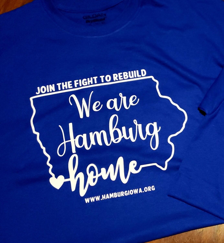 We Are Hamburg Home Unisex T-Shirt