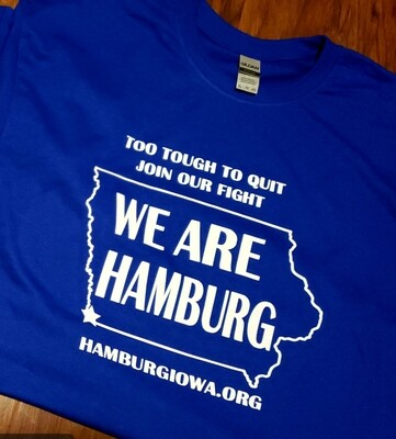 We Are Hamburg Unisex T-Shirt