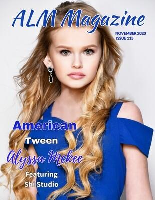 PRINT ISSUE- ALM Magazine,