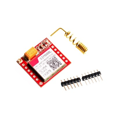 Modul GSM GPRS SIM800L Quad Band plus antena