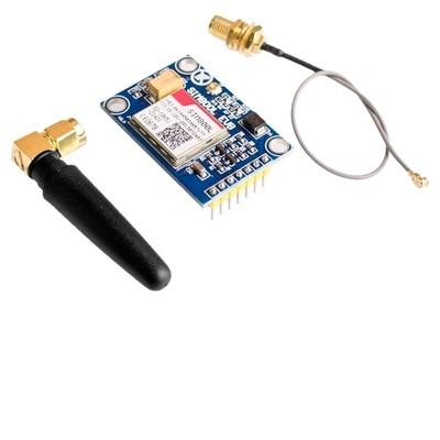 Modul SIM800L 2.0 GSM GPRS quad-band plus antena