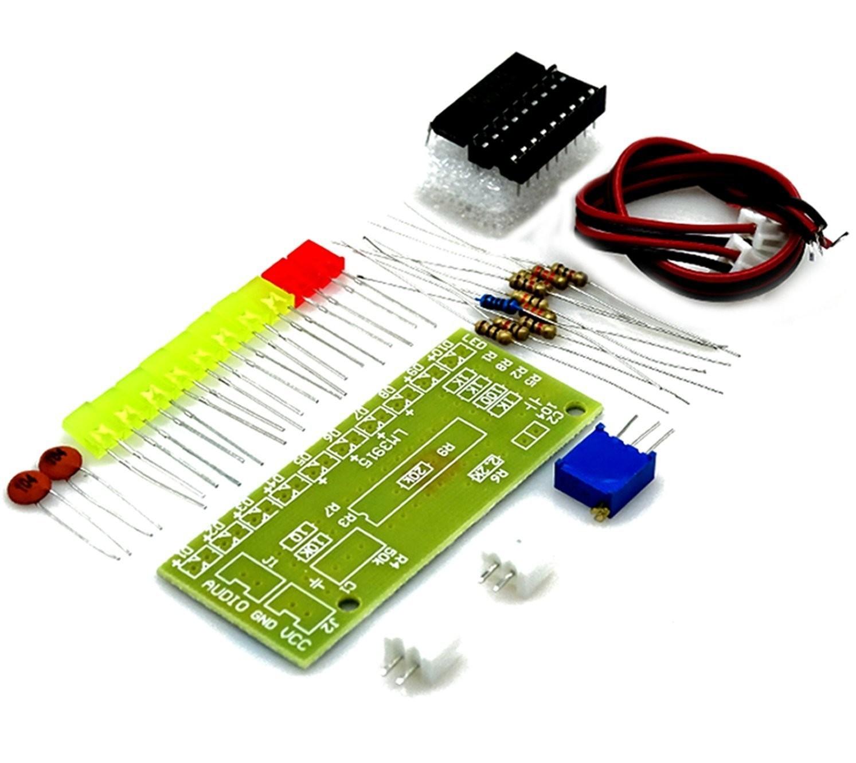 Kit indicator audio Led LM3915