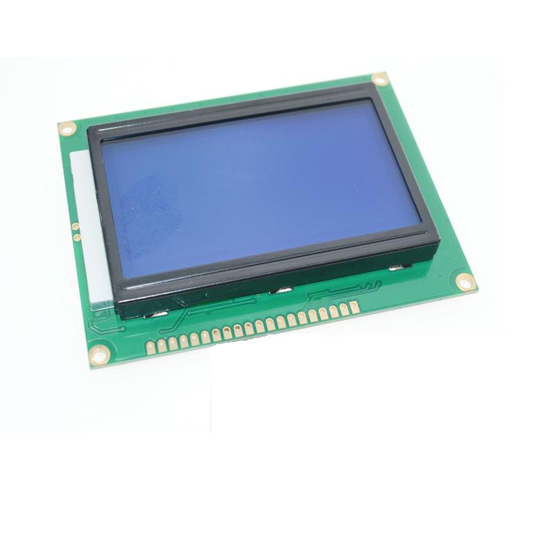 LCD 12864 Albastru