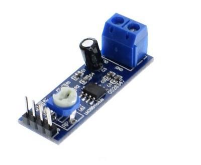 Modul amplificator audio LM386