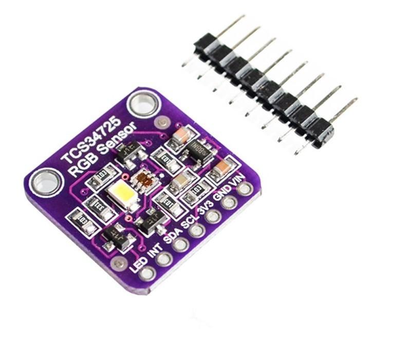 Senzor culoare TCS34725