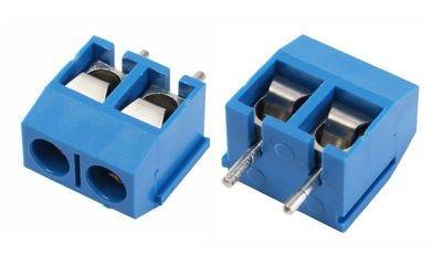 Conector PCB 2 pini KF301-2P 5mm