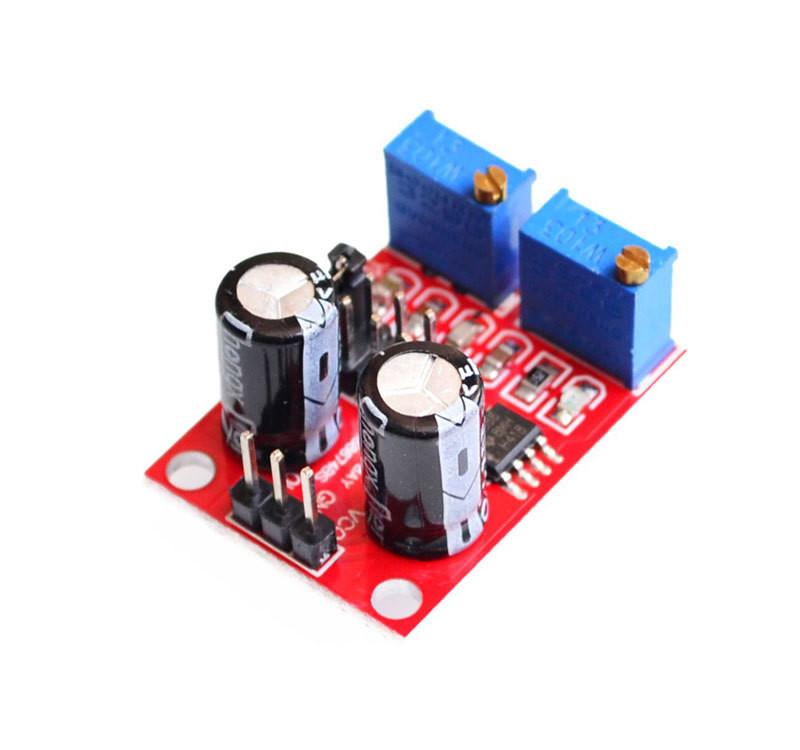 Generator semnal dreptunghiular reglabil