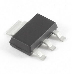 Regulator voltaj tensiune AMS1117-ADJ, Adjustabil