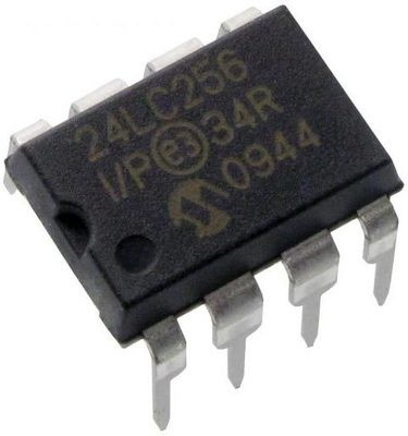 Memorie I2C EEPROM 24LC256
