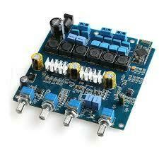 Amplificator Bluetooth 100W+50W*2 TPA3116 2.1
