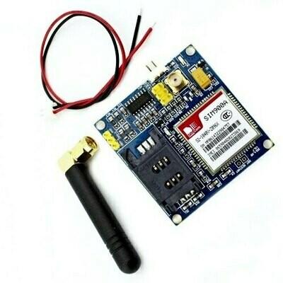 Modul SIM900A V4.0 GSM GPRS 5V