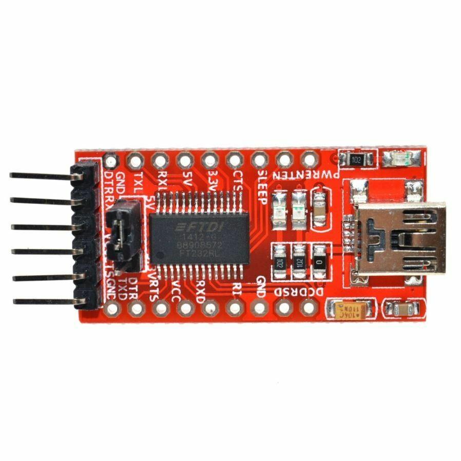 Programator USB la TTL UART FT232RL
