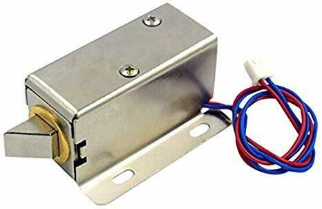 Incuietoare Electromagnetica 12V