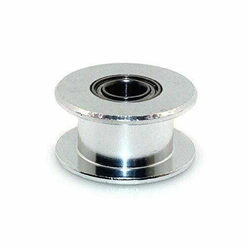 Fulie rola intinzatoare GT2 tip 20 fara dinti, 5mm