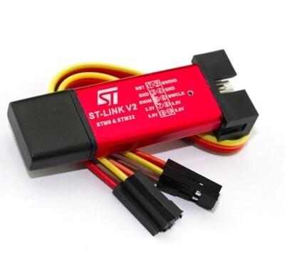 Programator Compatibil ST-Link V2 STM8 STM32
