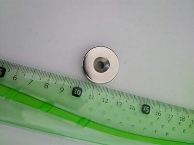 Magnet rotund neodim permanent 25x4