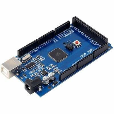 Placa dezvoltare Mega 2560 R3, compatibil Arduino