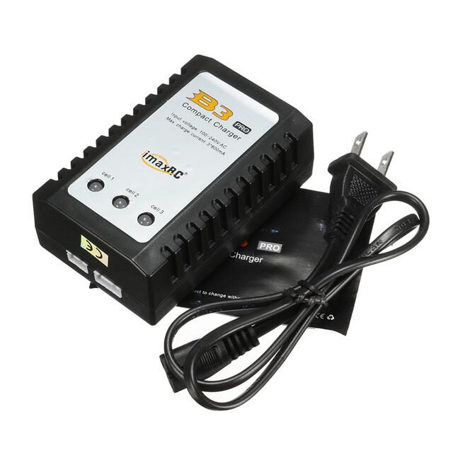 Incarcator Imax B3 Pro Compact baterii litiu cu balans, 2s si 3s