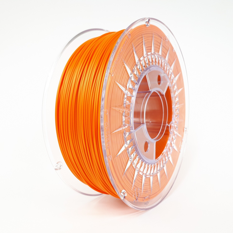 Filament Devil Design PLA, 1Kg, Portocaliu