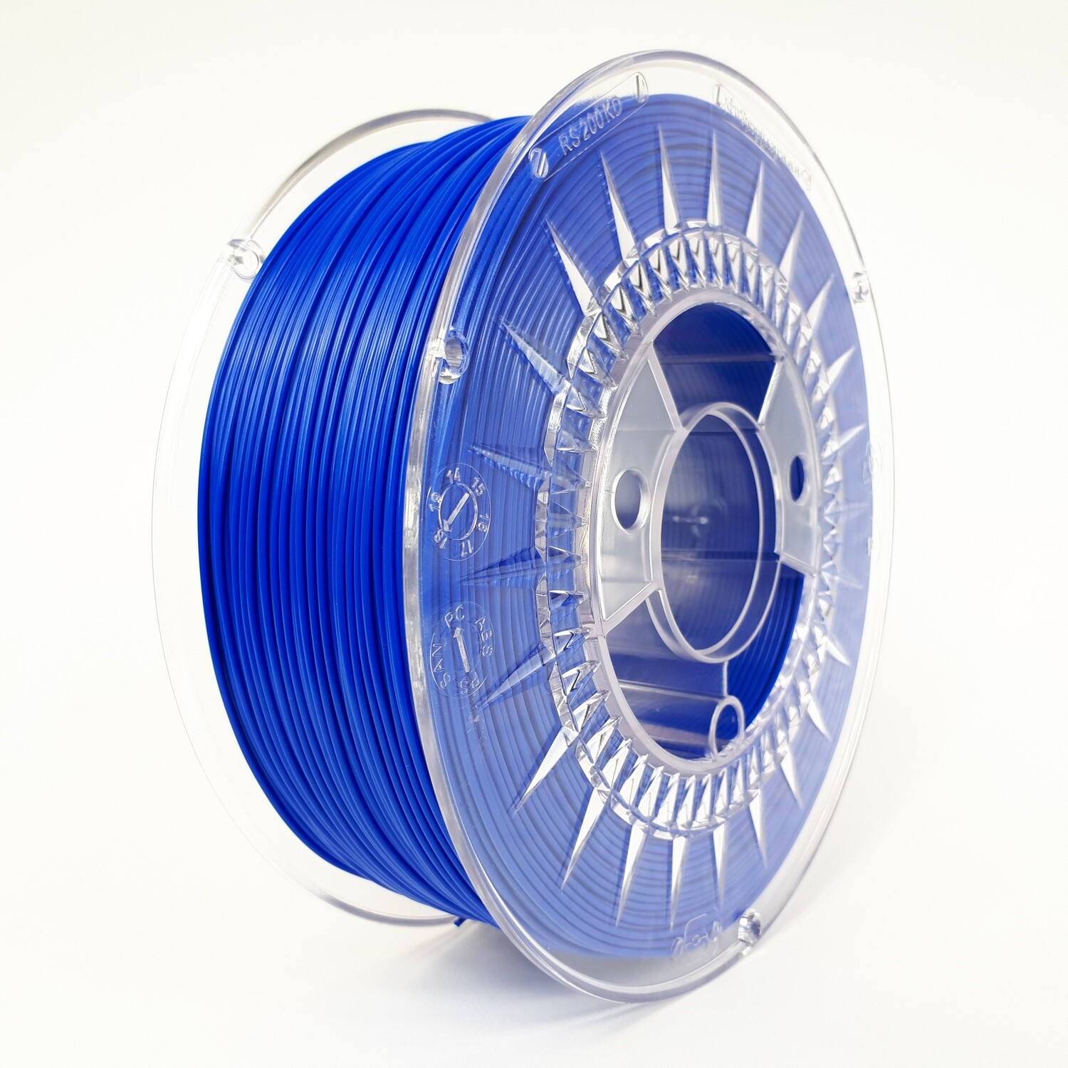 Filament Devil Design PLA, 1Kg, Super Albastru