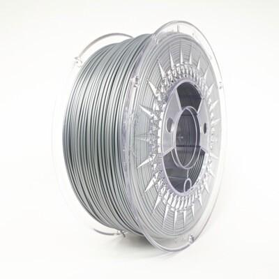 Filament Devil Design PLA, 1Kg, Aluminiu