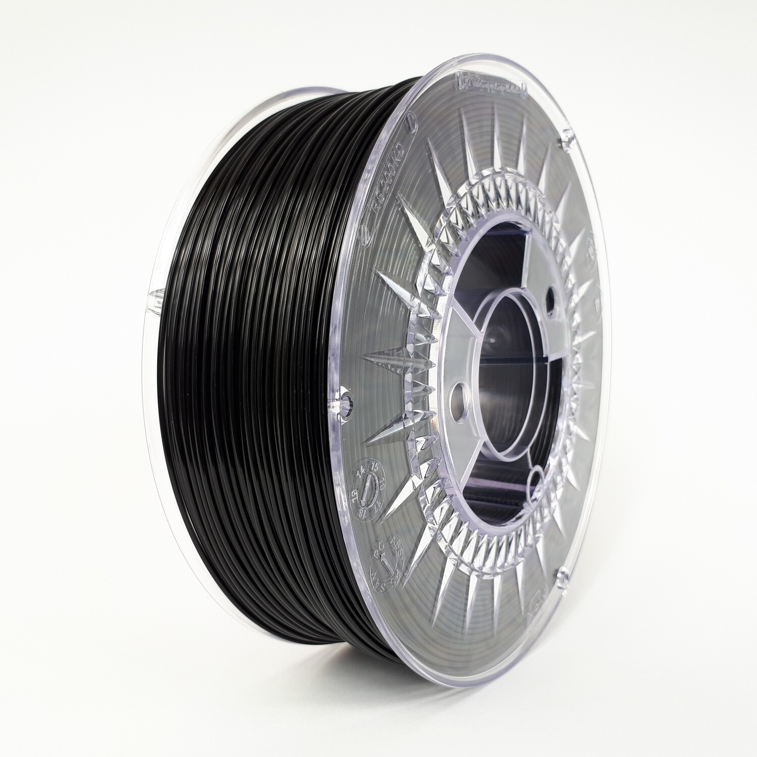 Filament Devil Design PLA, 1Kg, Negru