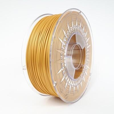 Filament Devil Design PLA, 1Kg, Gold, Auriu