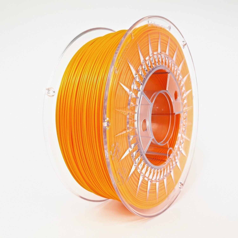 Filament Devil Design PET-G, 1Kg, Portocaliu Aprins