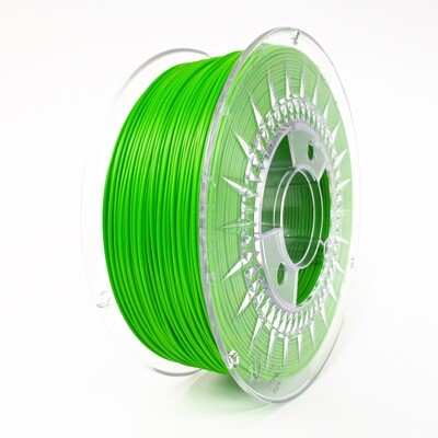 Filament Devil Design PET-G, 1Kg, Verde Aprins