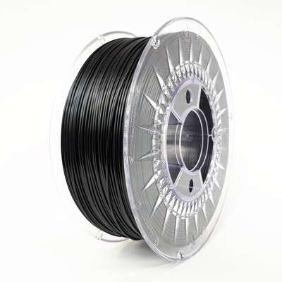 Filament Devil Design PET-G, 1Kg, Negru