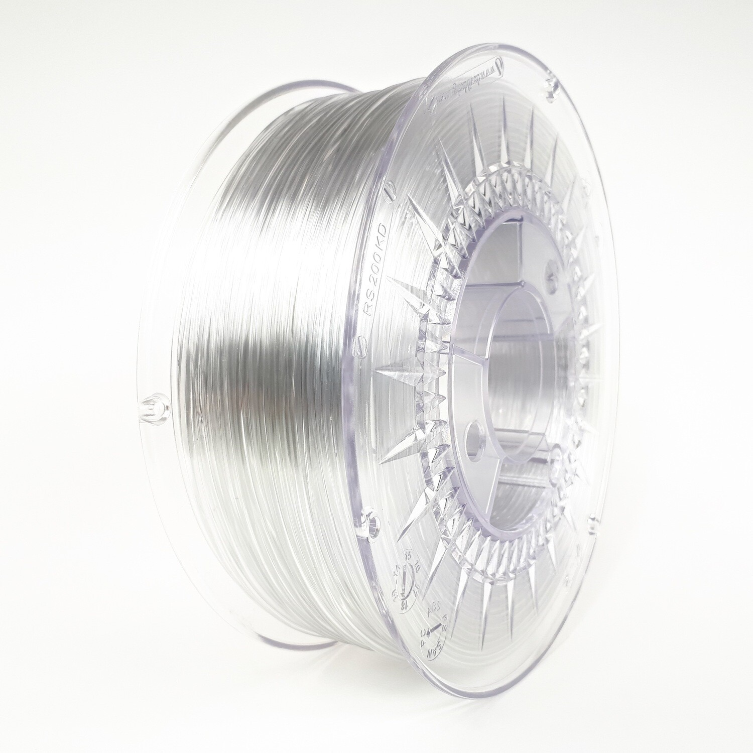 Filament Devil Design PET-G, 1Kg, Transparent
