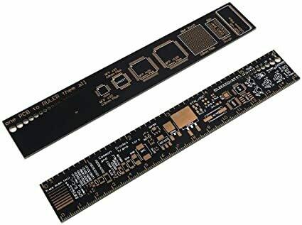 Rigla PCB, 15cm